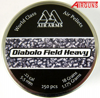 Air Arms Diabolo Field Pellets (.22)